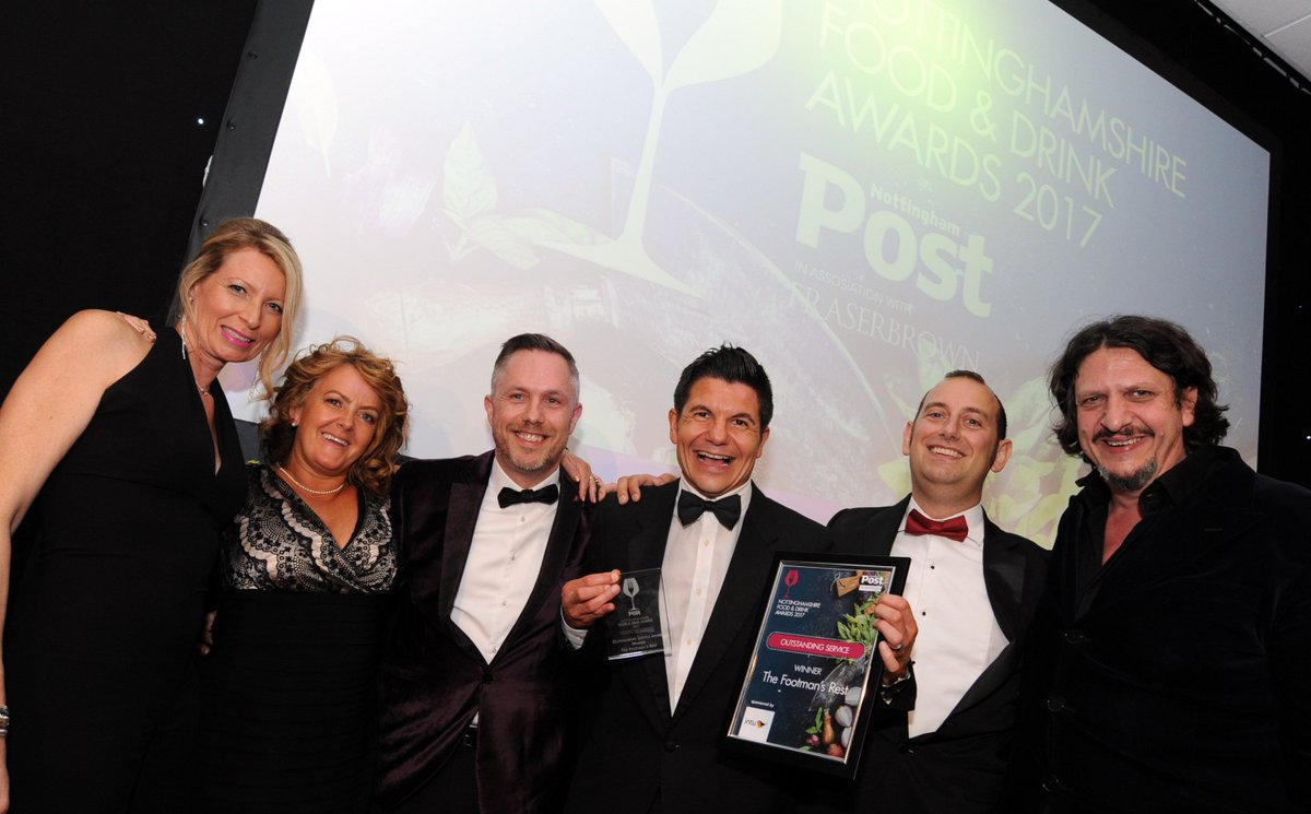 Nottinghamshire Food & Drink Awards